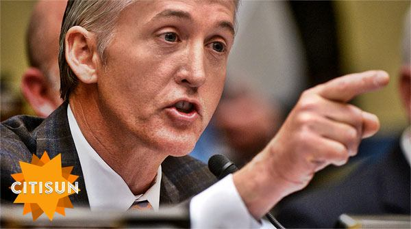 Trey Gowdy, US Representative from South Carolina.