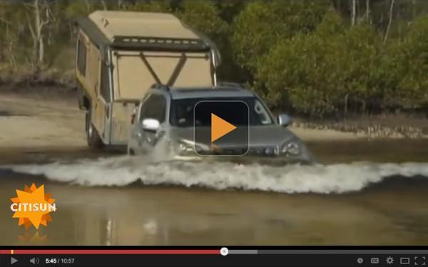 Fraser Island, Australia - Offroad