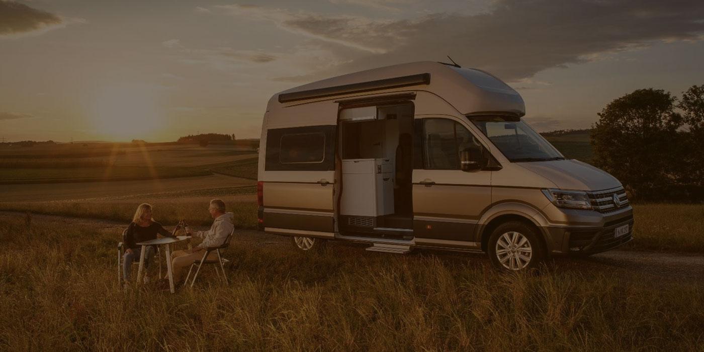 VW Van California